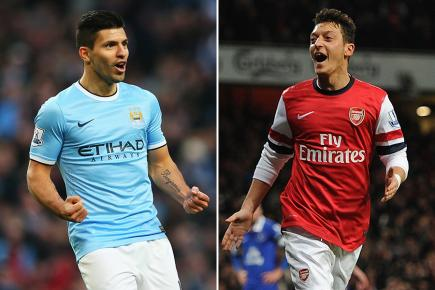 Arsenal vs Manchester City 3