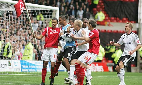Nottingham Forest vs Derby County 3